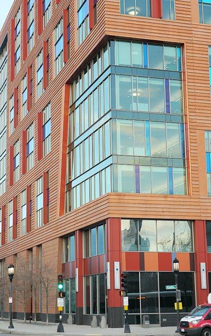 Channel Center, Boston MA